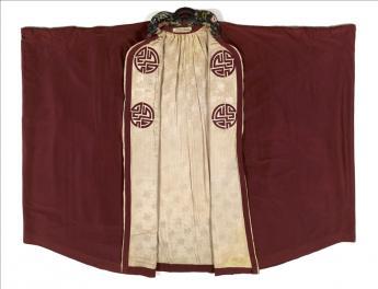 'Révérend' coat, Paul Poiret