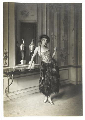 View of Denise Poiret by Delphi