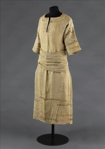 Summer dress, Paul Poiret