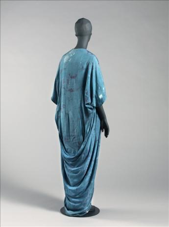 Evening coat, Paul Poiret