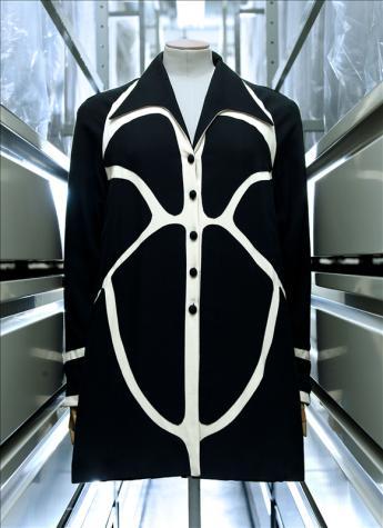 Coat, Sybilla © Eric Emo / Galliera / Roger-Viollet