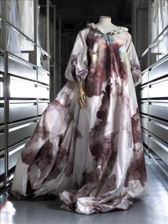 "vue de la robe du soir ""Fragonard"", Vivienne Westwood"