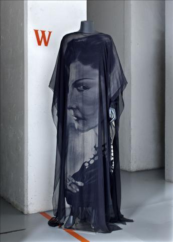 'Coco Chanel' dress, Jean-Charles de Castelbajac © Eric Emo / Galliera / Roger-Viollet