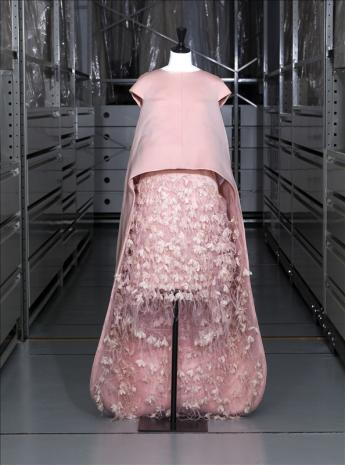 Evening ensemble, Balenciaga