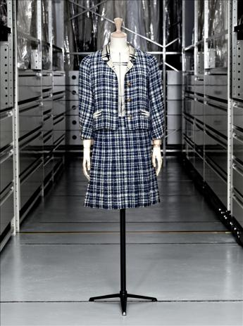 vue du tailleur, Chanel