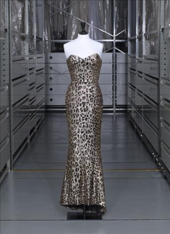 Evening gown, Balmain