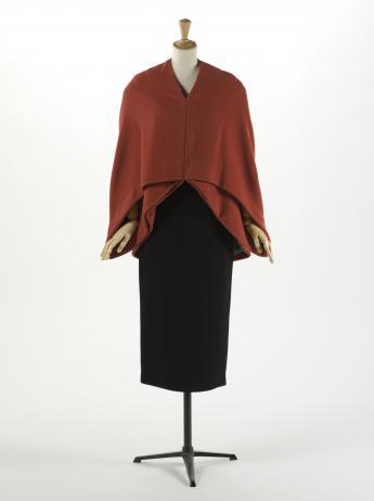 Cape and skirt, Sybilla