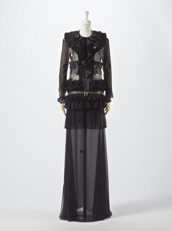 Robe Givenchy par Riccardo Tisci