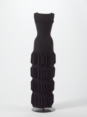 Long gown, Alaïa