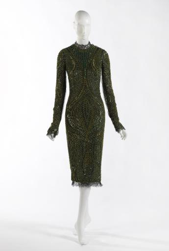 Dress Emilio Pucci by Peter Dundas
