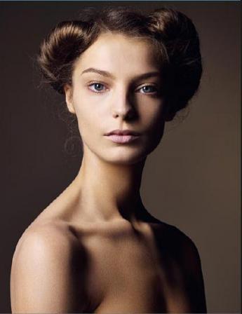 'Daria Werbowy, 2004' par Mario Sorrenti © Mario Sorrenti