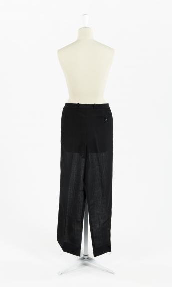 Back of trousers, Martin Margiela © Azentis