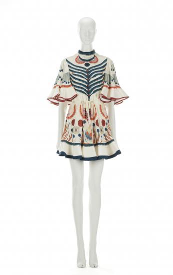 Dress, Chloé by Natacha Ramsay-Levi © Azentis