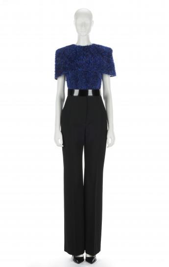 """""""Brahméide"""" ensemble, Givenchy par Clare Waight Keller © Azentis"""