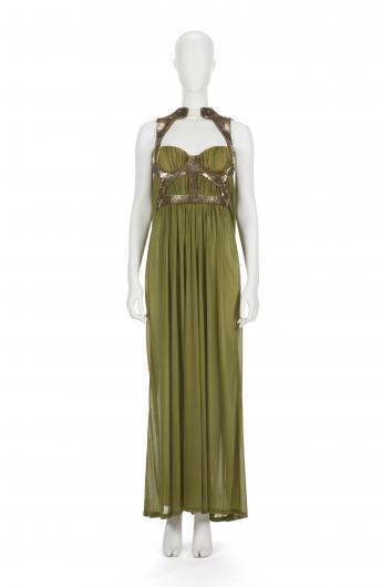 Dress, Alexander McQueen © Azentis / Paris Musées, Palais Galliera