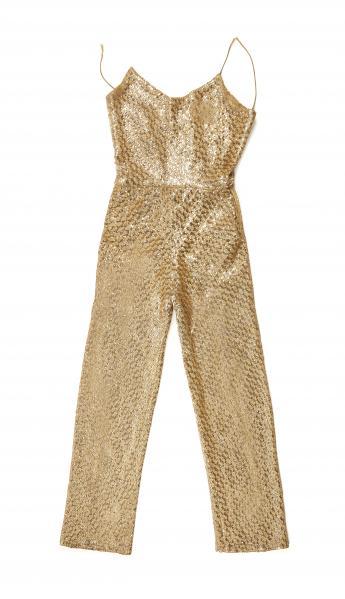 Pyjama d'hôtesse, Chanel © Azentis / Paris Musées, Palais Galliera