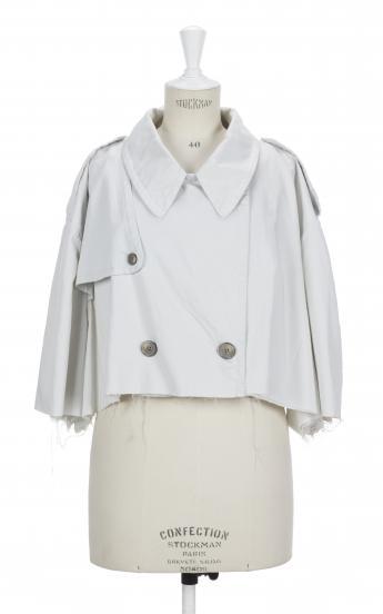 Trench-coat, Martin Margiela © Azentis / Paris Musées, Palais Galliera