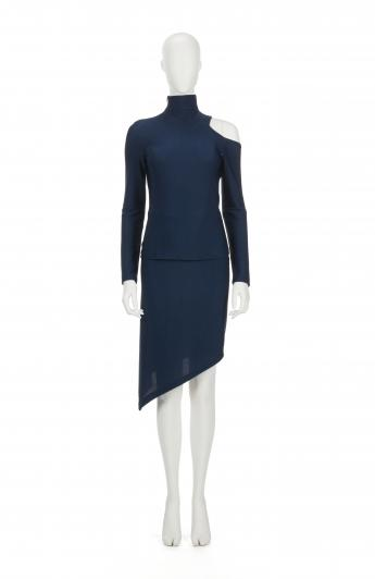 Top and skirt, Martine Sitbon © Azentis / Paris Musées, Palais Galliera