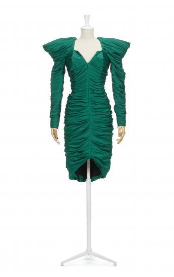 Dress, Gucci © Azentis / Paris Musées, Palais Galliera