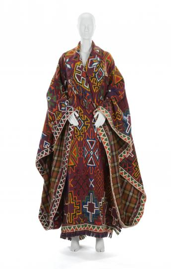 Coat, John Galliano © Azentis / Paris Musées, Palais Galliera
