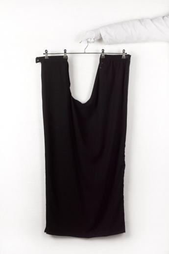 Pantalon « enveloppe », Martin Margiela. © Françoise Cochennec / Galliera / Roger-Viollet