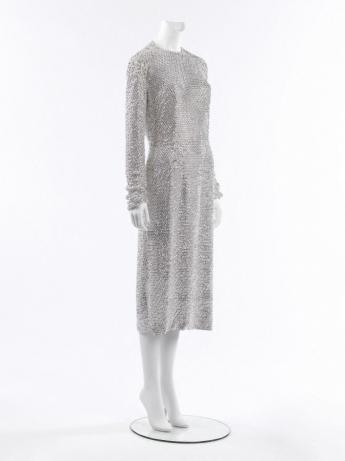 """Radiant"" dress, Nina Ricci © Françoise Cochennec / Galliera / Roger-Viollet"