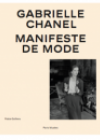 "Couverture du catalogue d'exposition ""Gabrielle Chanel, Manifeste de Mode"""
